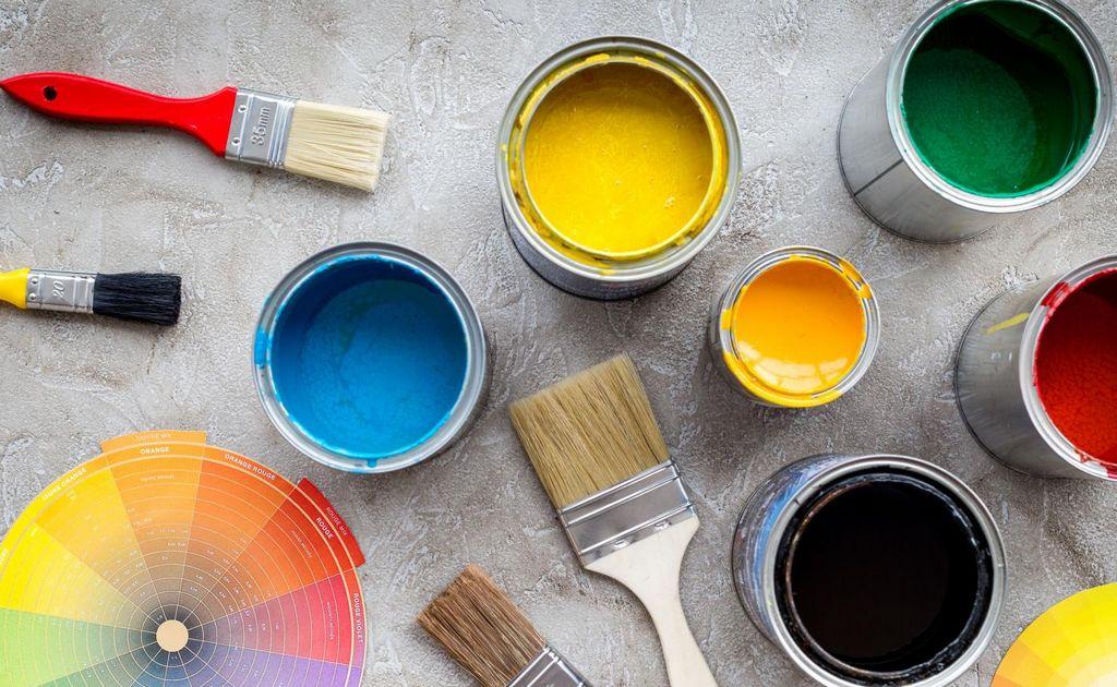 Peinture, quelques tendances colorées de l'année